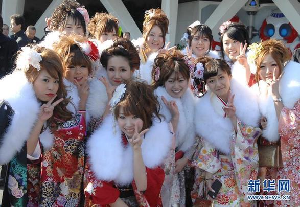 (国际)(2)日本:这一天,我们成年